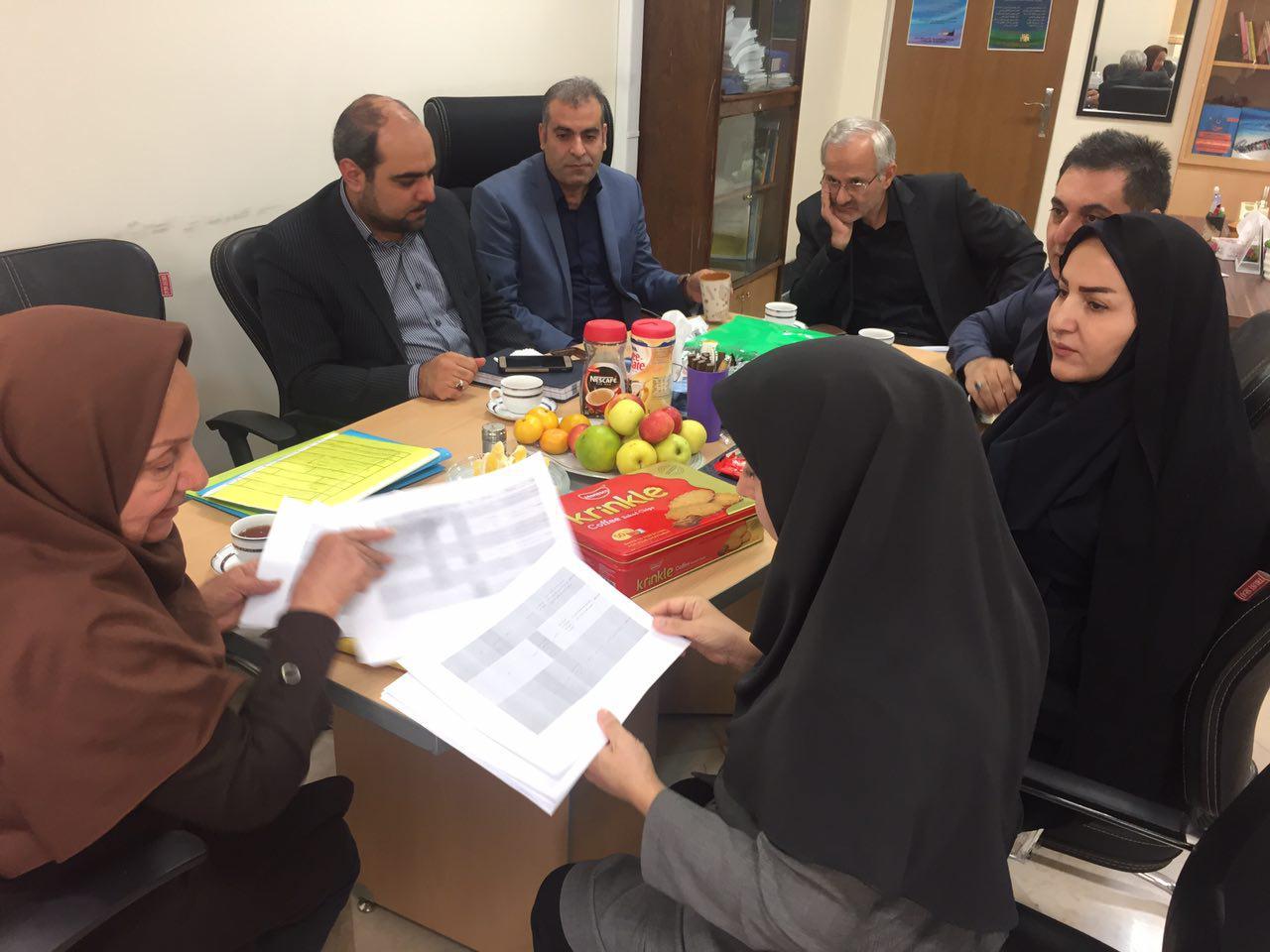 چهارمین جلسه هماهنگی همایش